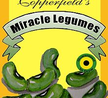 Professor Copperfield's Miracle Legumes by pickledbeets