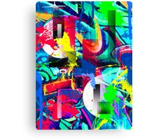 Abstract Urban 2.  Canvas Print