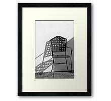 The Pearl Framed Print