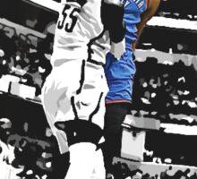 Kevin Durant Dunk Sticker