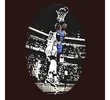 Kevin Durant Dunk Photographic Print