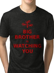 Big Brother Is Watching You Tri-blend T-Shirt