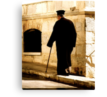 WALK OF THE WISE (KNOWLEDGE) Canvas Print
