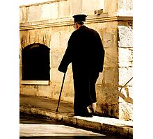 WALK OF THE WISE (KNOWLEDGE) Photographic Print