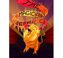 The Magician's Nephew Book Cover Photographic Print