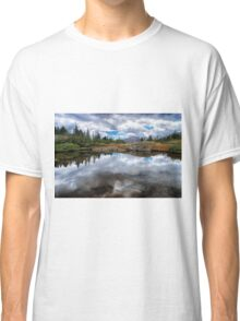 Mountain Reflections Classic T-Shirt