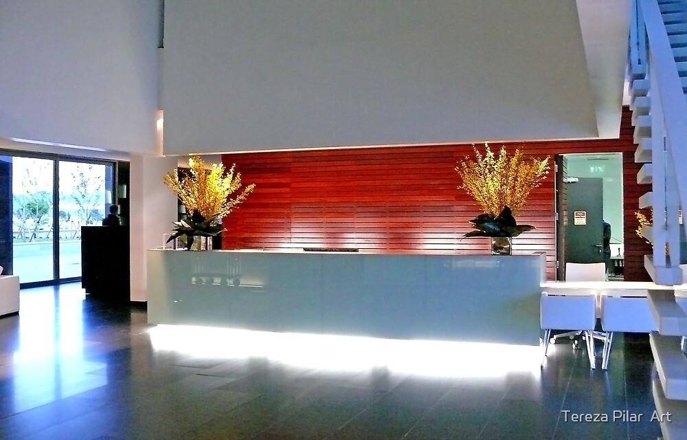 hotel.... by terezadelpilar~ art & architecture