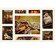 The Ringling Museum of Srasota Florida  Photographic Print