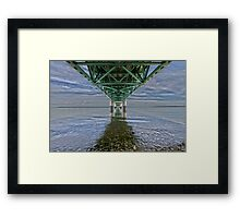 A Trolls Perspective Framed Print