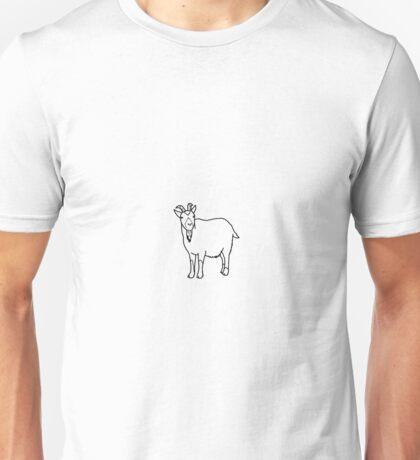 Pygmy Doe Unisex T-Shirt