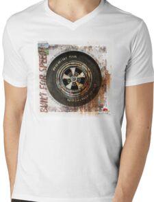 Racer Mens V-Neck T-Shirt