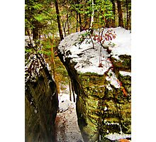 Cantwell Cliffs Photographic Print