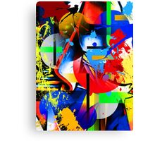 Abstract Urban 3.  Canvas Print