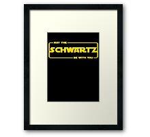 Spaceballs (2) Framed Print