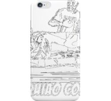 Pacquiao Couch iPhone Case/Skin