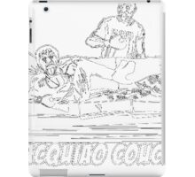 Pacquiao Couch iPad Case/Skin