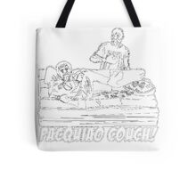 Pacquiao Couch Tote Bag