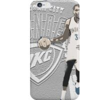 Thunder Oklahoma iPhone Case/Skin
