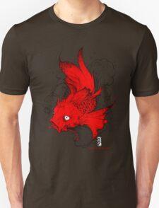 Koi | red Unisex T-Shirt