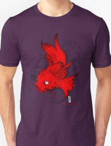 Koi | red T-Shirt