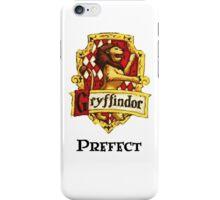 Gryffindor Prefect iPhone Case/Skin