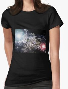 Fairy pools - Water Nymph's Womens Fitted T-Shirt