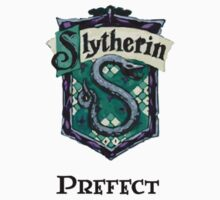 Slytherin Prefect by Fawkes
