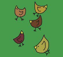 Cheeky Birds Tee II T-Shirt