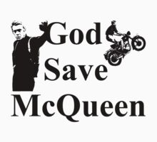 God Save McQueen by LastLaughInk
