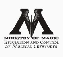 Ministry of Magic - Magical Creatures by Fawkes