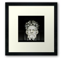 gods legends and myths Framed Print