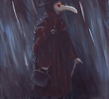 Plague Doctor by Phillipa Robinson