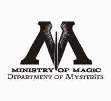 Ministy of Magic - Department of Mysteries by Fawkes