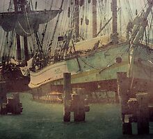 Tall Ships #2 by Tracy Edgar