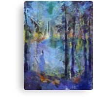 Seclusion Canvas Print