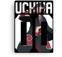Uchiha Itachi 00 Canvas Print