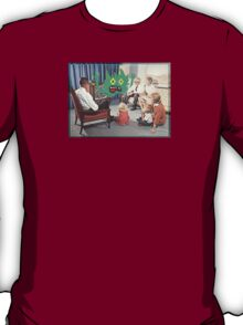 TV is Really Becoming Part of our Family! T-Shirt