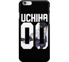 Sasuke Uchiha 00 iPhone Case/Skin