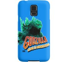 Godzilla King of the Monsters Samsung Galaxy Case/Skin