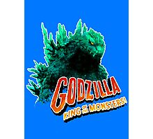 Godzilla King of the Monsters Photographic Print