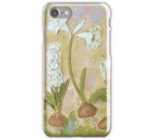 Spring Bulbs iPhone Case/Skin