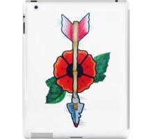 through my flower iPad Case/Skin