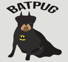 Batpug by mullered