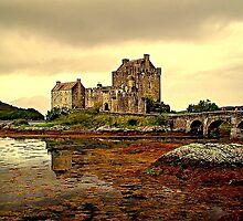 Eilean Donan Castle by Bill Lighterness
