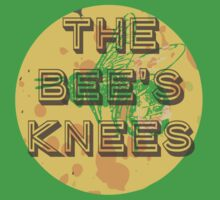 The Bee's Knees Tee, etc Kids Clothes