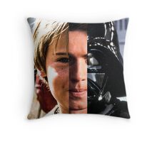 STAR WARS: Anakin Skywalker Evolution (Darth Vader Evolution) Throw Pillow