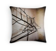 Evicted 0201 Throw Pillow