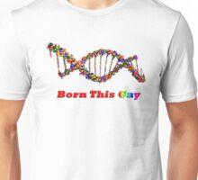 Born this Gay DNA Unisex T-Shirt