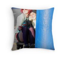 21 Today Throw Pillow