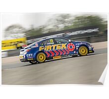 Andrew Jordan - MG 888 Racing Poster